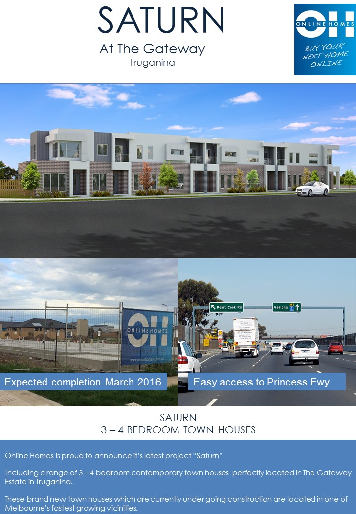 Saturn town houses1
